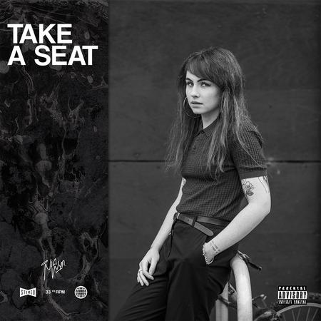 Nia Wyn: Take A Seat: Signed CD