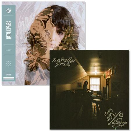 Natalie Prass: Natalie Prass LP / Side By Side EP / Bundle