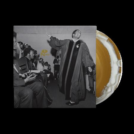 Pastor T.L. Barrett: I Shall Wear A Crown: Limited Edition Joyful Gold + White Vinyl 5LP