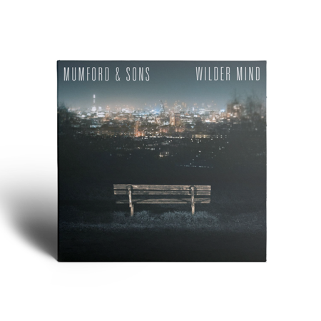 Mumford & Sons : Wilder Mind <br>(Deluxe CD)