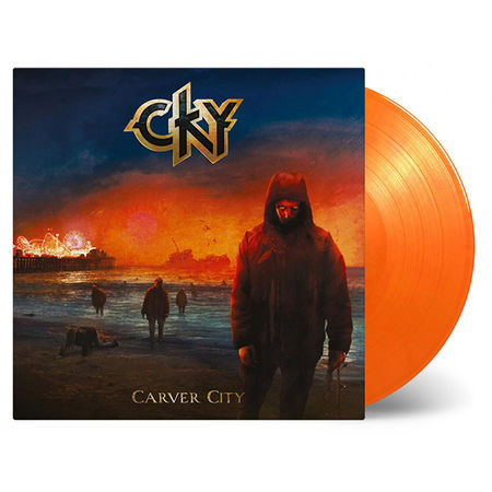 CKY: Carver City: Limited Edition Orange & Yellow Vinyl