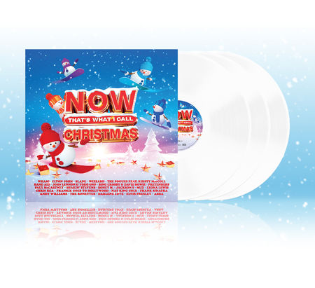 Various Artists: NOW That's What I Call Christmas (3LP)