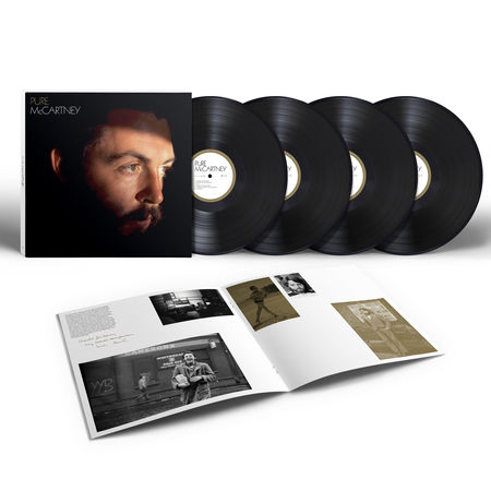 Paul McCartney: Pure McCartney (4LP)
