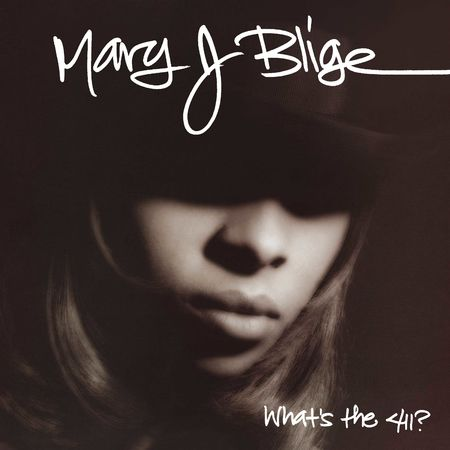 Mary J Blige: What's The 411? (2LP) (Translucent Orange)
