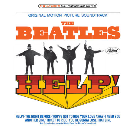 The Beatles: Help (USA Version)