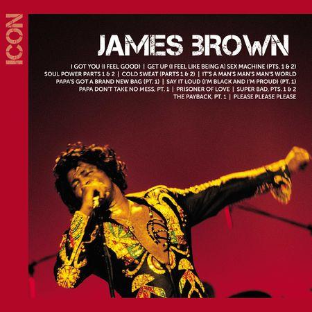 James Brown: Icon (CD)