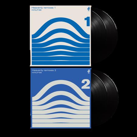 Various Artists: Heavenly Remixes 1 & 2: Vinyl Bundle