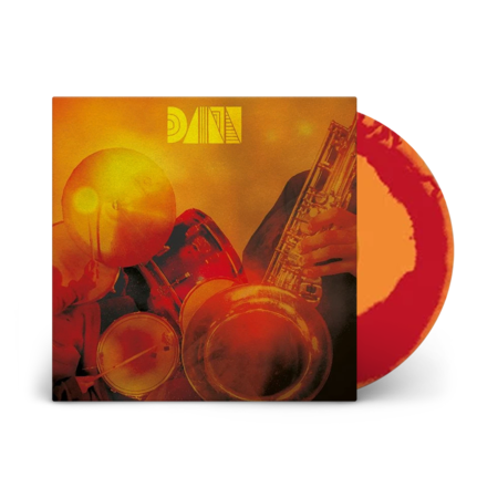 DJINN: Transmission: Limited Edition Red + Orange Swirl Vinyl