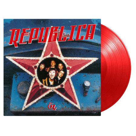Republica: Republica: Limited Edition Translucent Red Vinyl