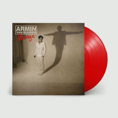 Armin Van Buuren: Mirage: Limited Edition Red Vinyl