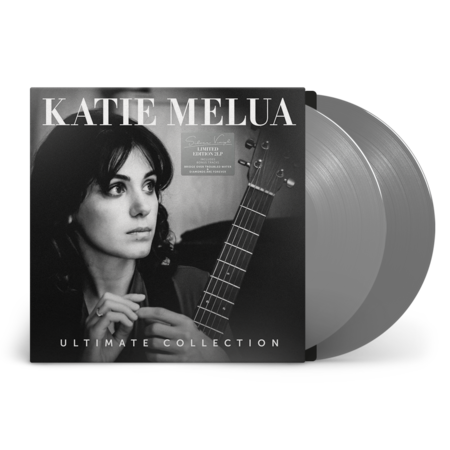 Katie Melua: Ultimate Collection: Limited Edition Silver Vinyl 2LP