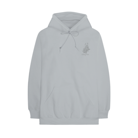 Shawn Mendes: Youth Grey Hoodie - S