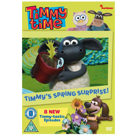 Timmy Time: Spring Surprise DVD