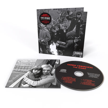 Gerry Cinnamon: The Bonny [Definitive Version]: CD