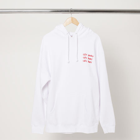 The 1975: Cry Baby Hoodie