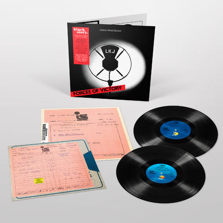 Linton Kwesi Johnson: Forces of Victory (Black History Month): 2LP