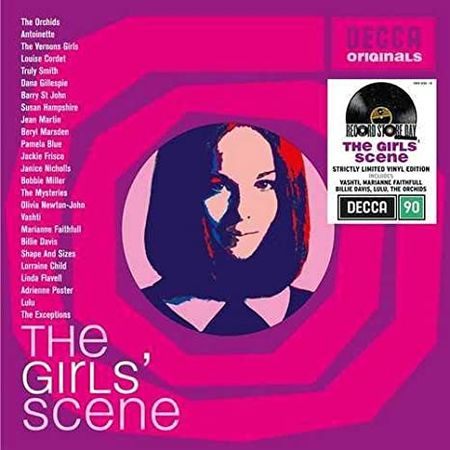 Various Artists: The Girls Scene: Limited Edition RSD 2020
