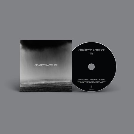 Cigarettes After Sex: Cry: Exclusive Signed CD