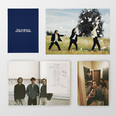 Flyte: This Is Really Going To Hurt: Collectors CD Book