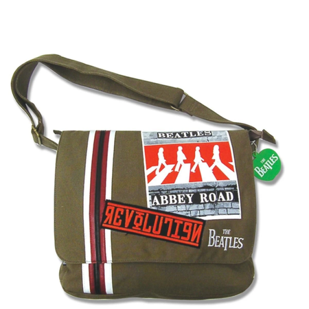 The Beatles: Abbey Road Canvas Satchel