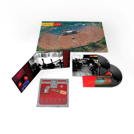 Eagles: Eagles Live: 180gram Double Vinyl