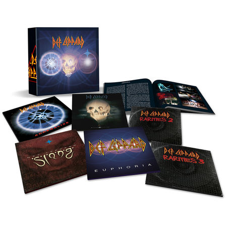 Def Leppard: The Vinyl Collection Vol. 02 (10LP Box)