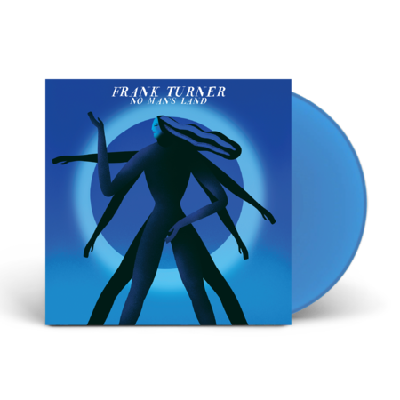 Frank Turner: No Man's Land Blue Vinyl - Store Exclusive