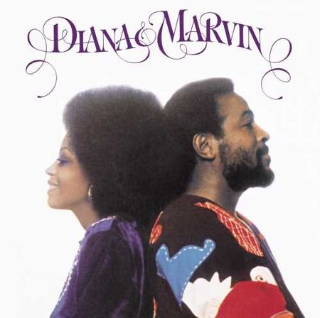 Marvin Gaye & Diana Ross: Diana Marvin (LP)