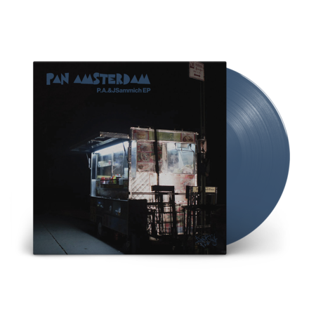 Pan Amsterdam: P.A.&JSammich- Blue Haze 12