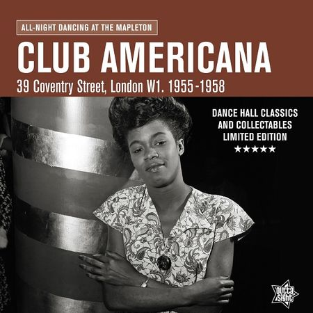 Various: Club America: All-Night Dancing At The Mapleton
