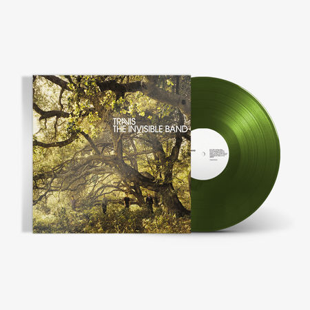 Travis: The Invisible Band: Limited Edition Forest Green Vinyl