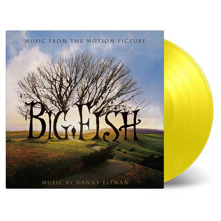 Original Soundtrack: Big Fish: Limited Edition Yellow Coloured Vinyl