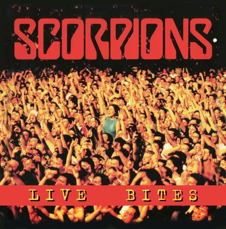 Scorpions: Live Bites (2LP)