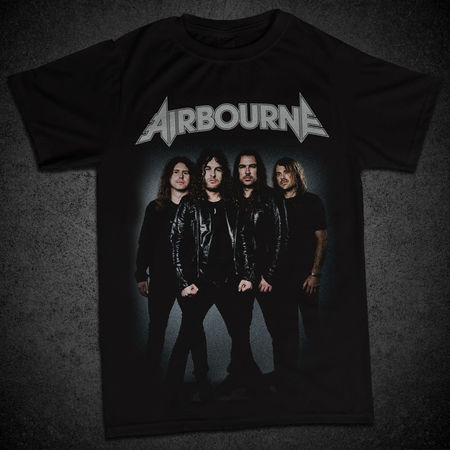 Airbourne: Airbourne Band T-Shirt