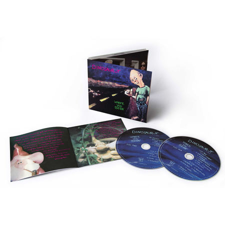 Dinosaur Jr: Where You Been: Deluxe Expanded Edition
