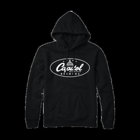 Capitol Records: Capitol Records Hoodie Medium