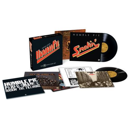 Humble Pie: The A&M Vinyl Boxset 1970-1975