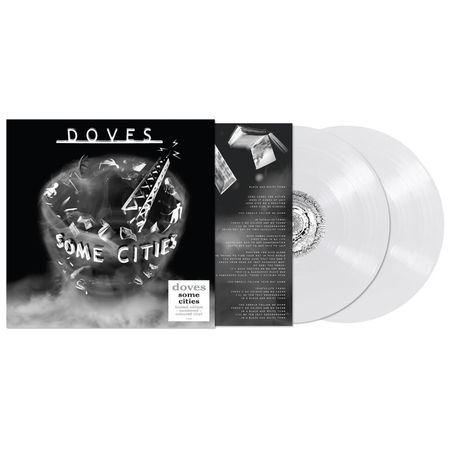 Doves: Some Cities (2LP White)