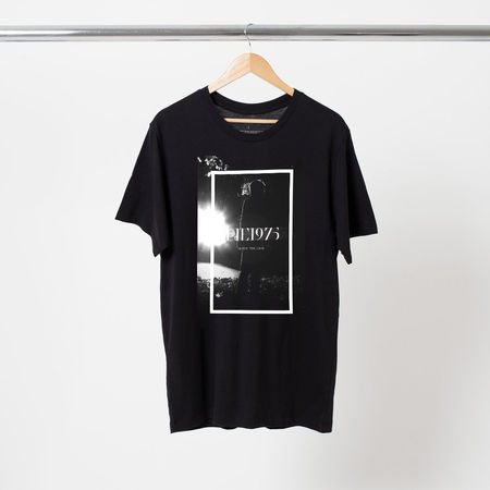 The 1975: MUSIC FOR CARS RETRO T-SHIRT