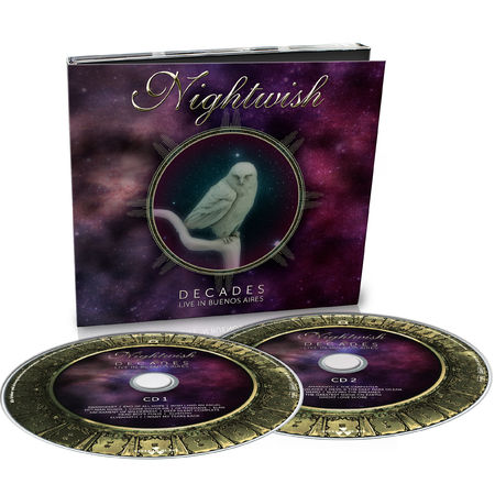 Nightwish: Decades: Live In Buenos Aires - Limited Edition 2CD Digipack