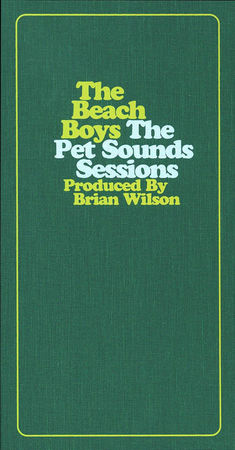 The Beach Boys: The Pet Sounds Sessions (4 CD Box Set)
