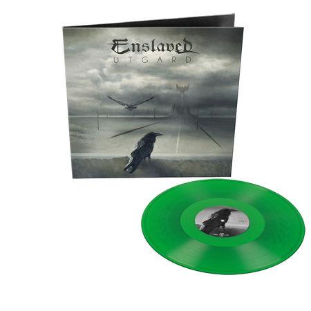 Enslaved: Utgard: Limited Edition Gatefold Transparent Green Vinyl + Signed Insert