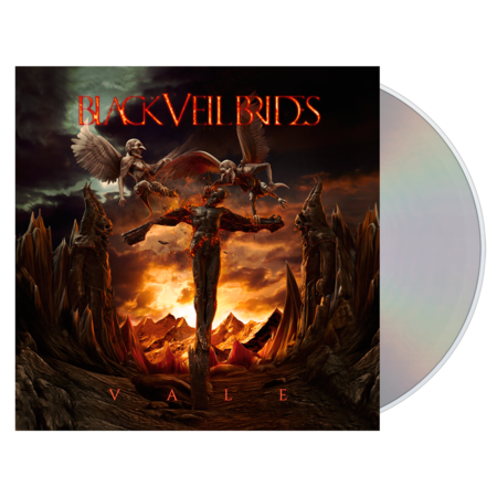 Black Veil Brides: VALE - STANDARD CD
