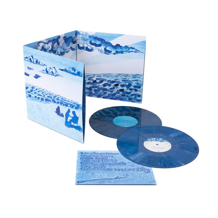 Explosions In the Sky: How Strange, Innocence (Anniversary Edition): Limited Edition Double Light and Dark Blue Vinyl