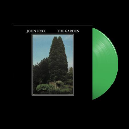 John Foxx: The Garden: Limited Edition Green Vinyl LP