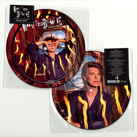 David Bowie: Zeroes: Picture Disc