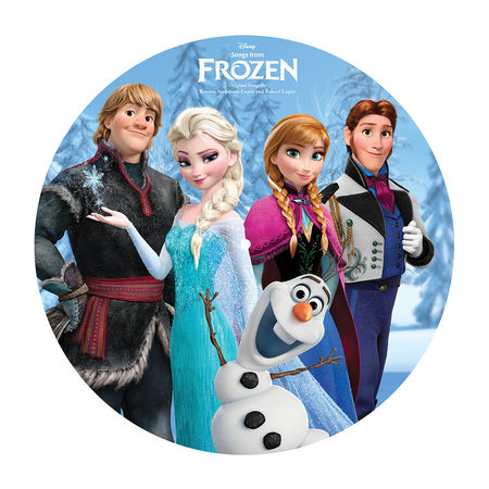 Various Artists: Songs from Frozen