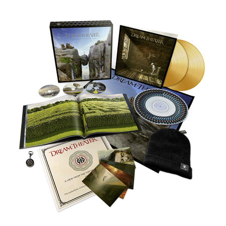 Dream Theater: A View From The Top Of The World: Limited Deluxe Box Set + Art Print
