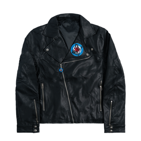 The Who: Maximum R&B Vegan Leather Jacket