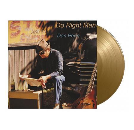 Dan Penn: Do Right Man: Limited Edition Gold Vinyl